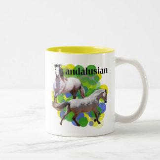 ANDALUSIAN Two-Tone COFFEE MUG