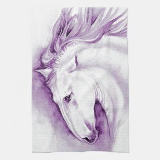 Andaluz púrpura toalla