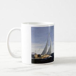 Andante Sailing mug with border