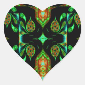 andapartridgeinapeartree.jpg heart sticker