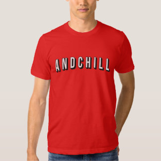 ANDCHILL T-SHIRTS