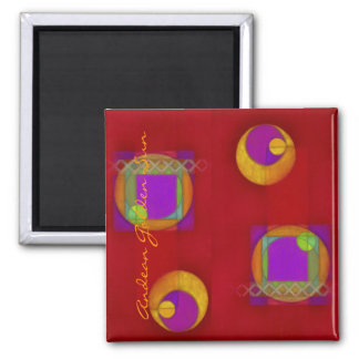 Andean Abstract Magnet