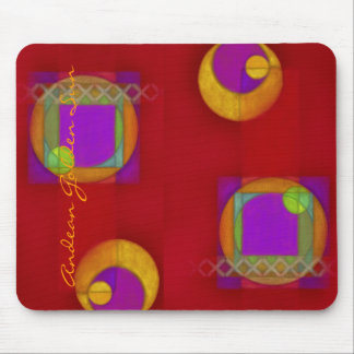 Andean Abstract Mousepad
