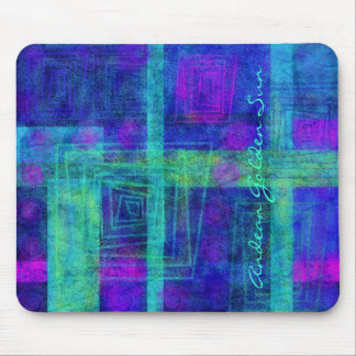 Andean Abstract Mouse Pads