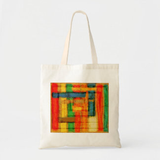Andean Abstract Tote Bag