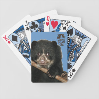 Andean Bear Foundation Playing Cards - Mazharito