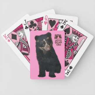 Andean Bear Foundation Playing Cards - Suyana