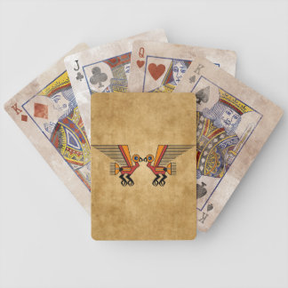 Andean Bird Bicycle Playing Cards