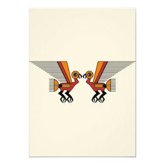 """Andean Bird Invitación 5"""" X 7"""""""