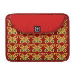 Andean Butterfly MacBook Pro Sleeves