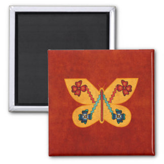Andean Butterfly Magnet