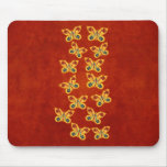 Andean Butterfly Mouse Pad