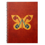 Andean Butterfly Notebook
