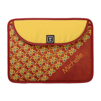 Andean Butterfly Sleeve For MacBook Pro