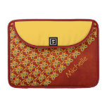 Andean Butterfly Sleeves For MacBooks