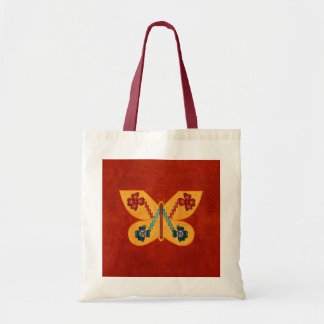 Andean Butterfly Tote Bag