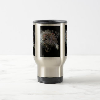 Andean Condor Male 15 Oz Stainless Steel Travel Mug