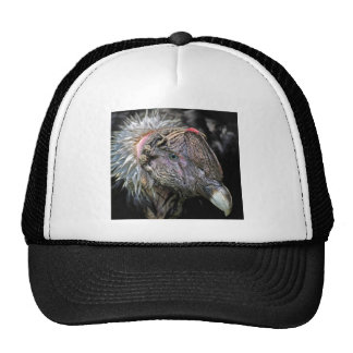 Andean Condor Male Trucker Hat