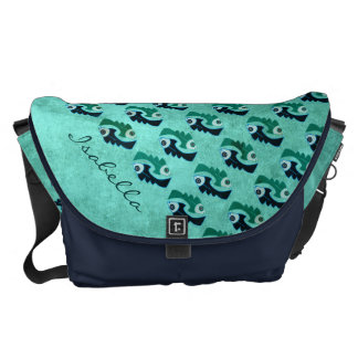 Andean Fish Courier Bag