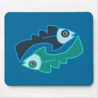 Andean Fish Alfombrillas De Ratones
