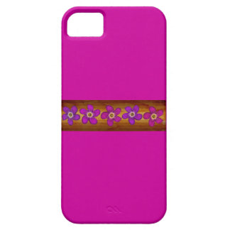 Andean Flowers II iPhone 5 Carcasa