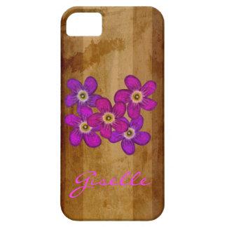 Andean Flowers II iPhone 5 Funda