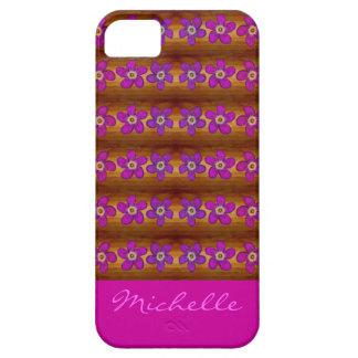 Andean Flowers II iPhone 5 Fundas