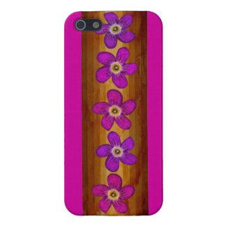 Andean Flowers II iPhone 5 Carcasas