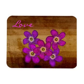 Andean Flowers II Magnet