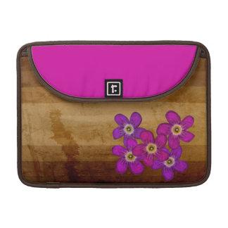 Andean Flowers II Sleeve For MacBook Pro