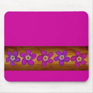 Andean Flowers II Mousepads