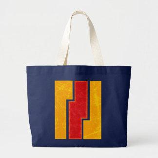 Andean Geometry Large Tote Bag