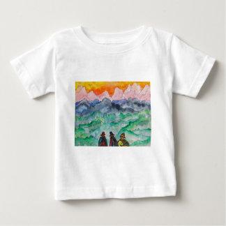 Andean Landscape Baby T-Shirt
