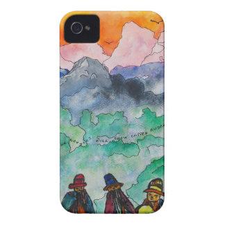 Andean Landscape Case-Mate iPhone 4 Cases