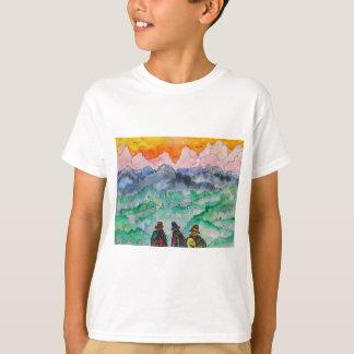 Andean Landscape T-Shirt