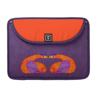 Andean Lazy Bird Sleeve For MacBook Pro