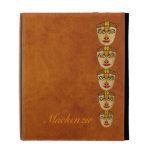 Andean Mask iPad Cases