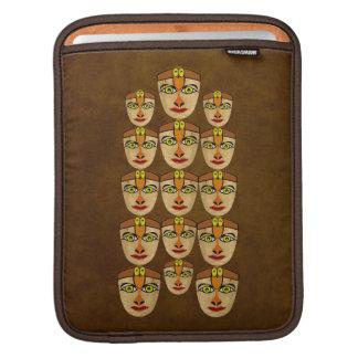 Andean Mask iPad Sleeve