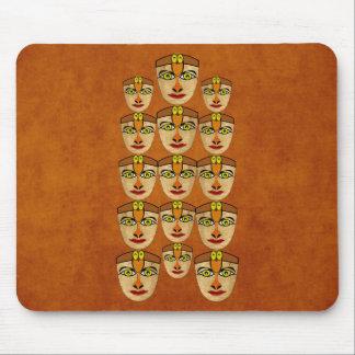 Andean Mask Alfombrillas De Ratón