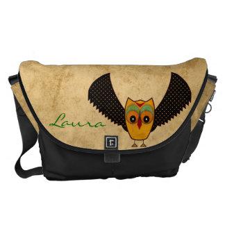 Andean Owl Bolsa Messenger