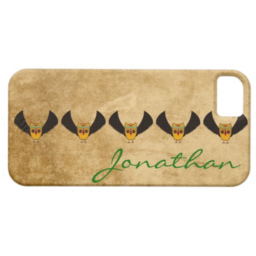 Andean Owl iPhone 5 Covers