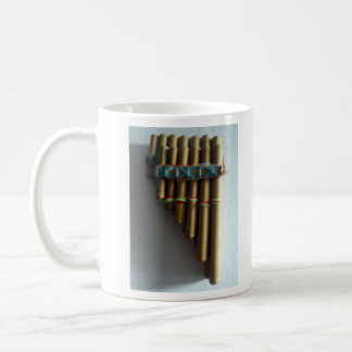 Andean Panpipes Coffee Mugs