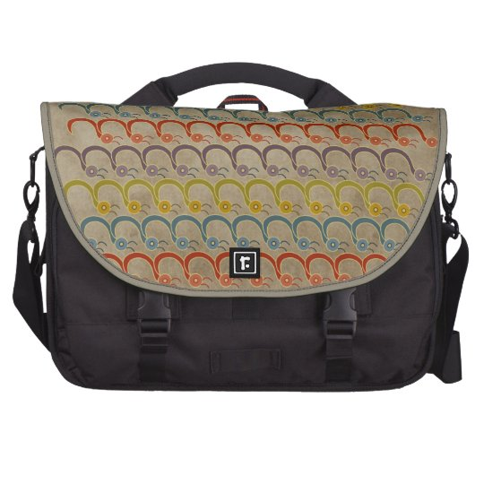Andean Snake-Bird Laptop Bag