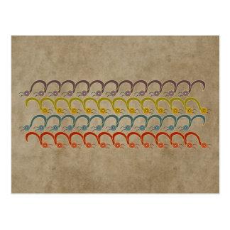 Andean Snake-Bird Tarjetas Postales