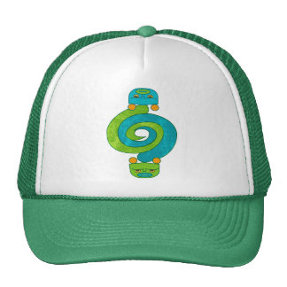 Andean Snake Trucker Hat