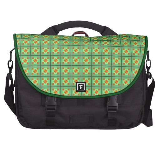 Andean Square Laptop Bag