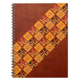 Andean Square Libro De Apuntes Con Espiral