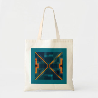 Andean Square Tote Bag