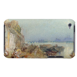 Andernach, 1817 (w/c with pen and black ink on wov Case-Mate iPod touch case