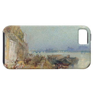Andernach, 1817 (w/c with pen and black ink on wov iPhone SE/5/5s case